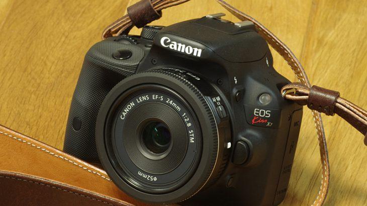 EF-S 24mm F2.8 STM、絞り開放での写りは?
