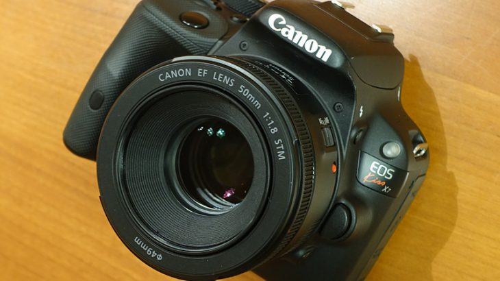 レンズインプレッション・EF50mmF1.8 STM(その1)