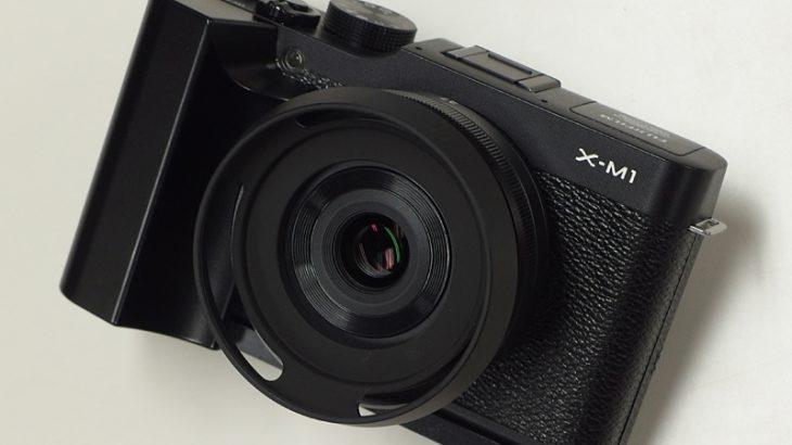 XF27mmF2.8 インプレッション