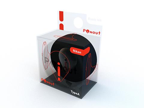 PINOUT:ニコン一眼レフをスマホで操作できるBluetoothコントローラー