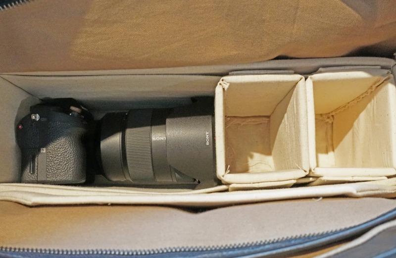 ついに再始動!カメラも入るトートバッグプロジェクト③