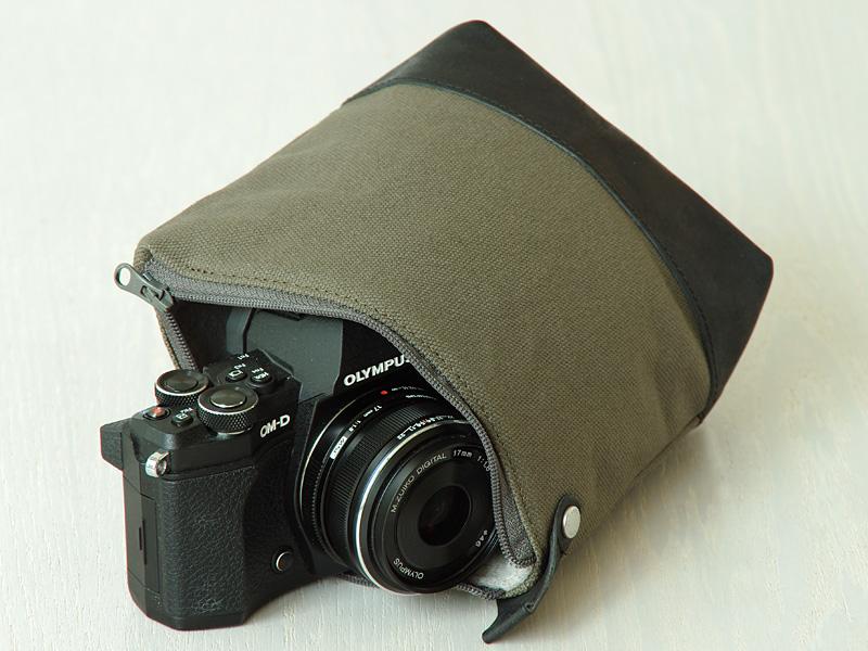 【ゆる募】チェッラより大きいカメラケースがあったら何入れる?