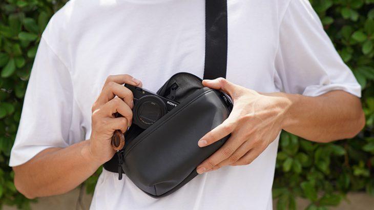 【予約特典あり】本日7/16(金)より先行予約販売開始!スナップシューター向け小型ボディバッグ「チェスポック」