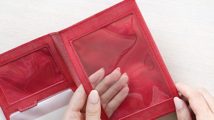 ミニマルな保険証ケースができるまで④透明フィルムへのこだわり